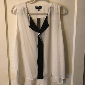 White blouse new with tags